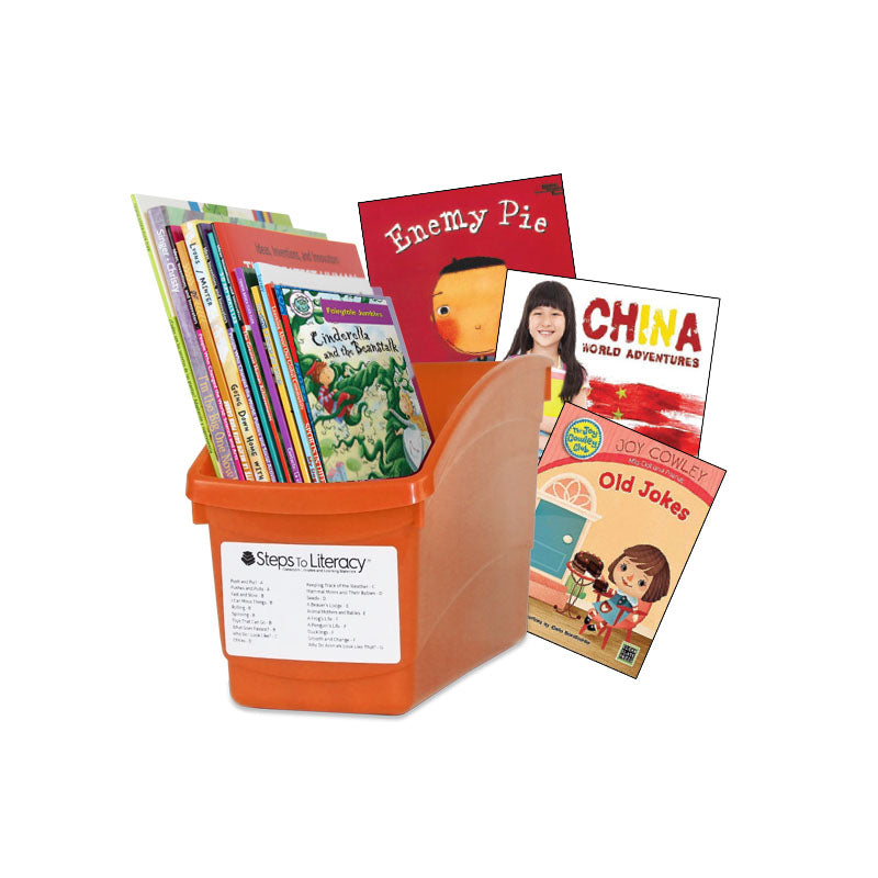 Choice & Voice Classroom Library Complete Set - Grade 1 - English: Classroom Library
