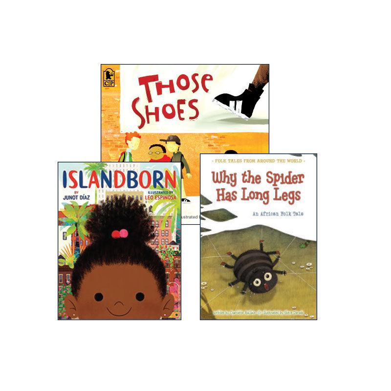 Choice & Voice Model Text Set - Grade 2 - English: Classroom Library