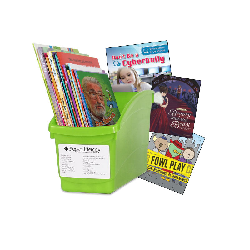 Choice & Voice Classroom Library Complete Set - Grade 2 - English: Classroom Library