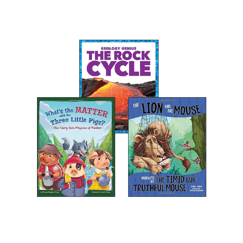 Choice & Voice Model Text Set - Grade 3 - English: Classroom Library