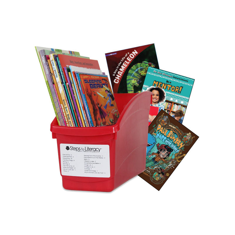 Choice & Voice Classroom Library Complete Set - Grade 3 - English: Classroom Library