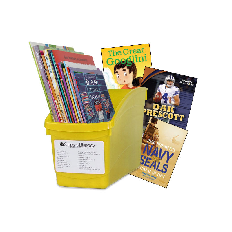 Choice & Voice Classroom Library - Grade 4 - English: Classroom Library