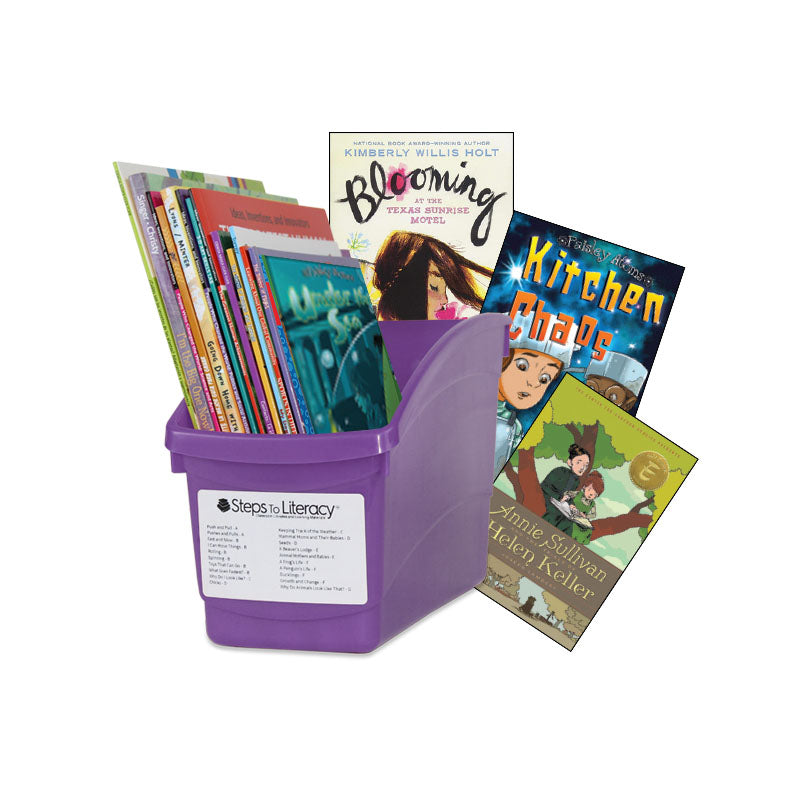 Choice & Voice Classroom Library - Grade 5 - English: Classroom Library