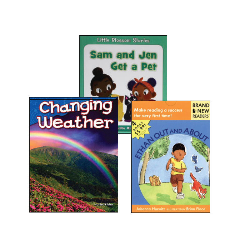Striving Readers Grade 1: Variety Pack