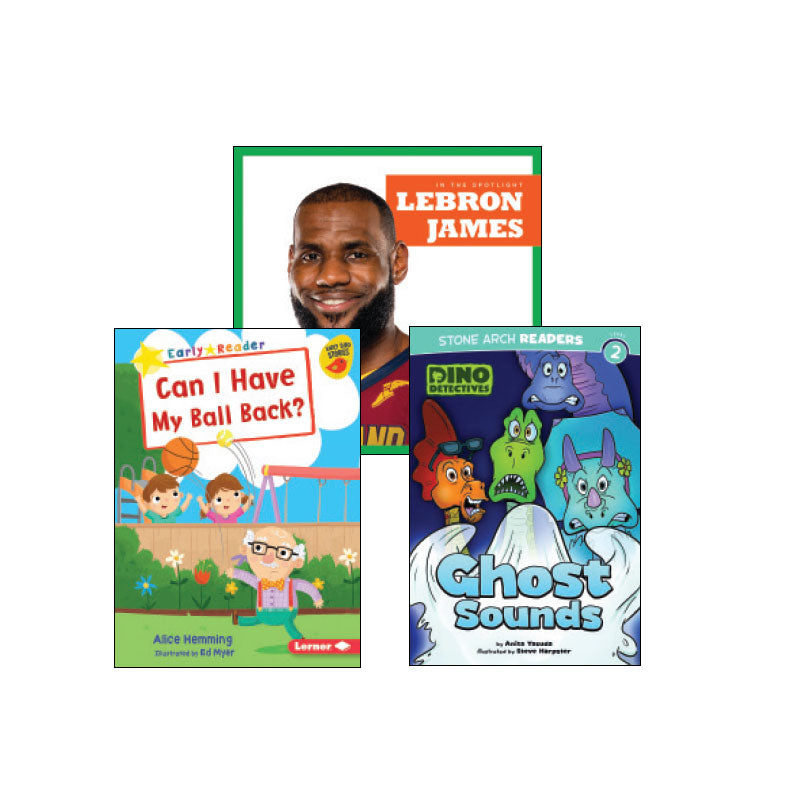 Striving Readers Grade 2: Variety Pack