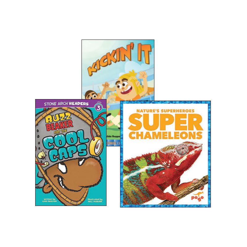 Striving Readers Grade 3: Variety Pack
