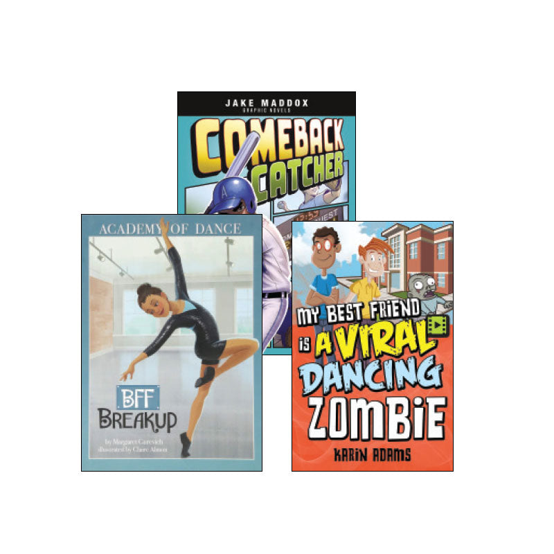 Striving Readers Grade 5: Variety Pack