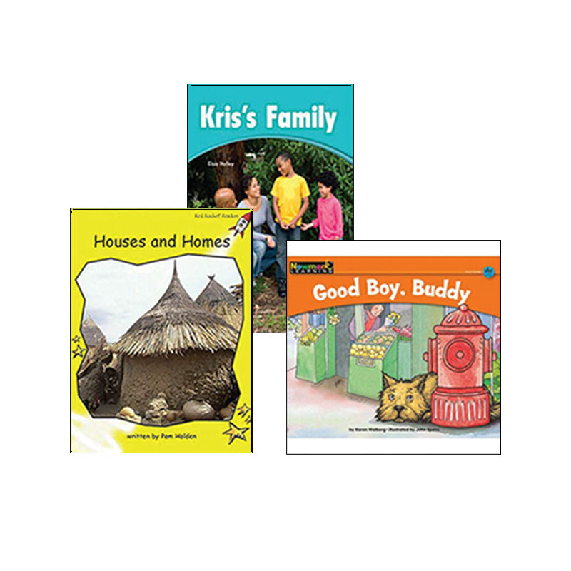 Multipublisher Guided Reading Level E : Variety Pack