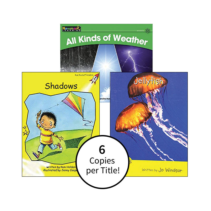 Multipublisher Guided Reading Level F : Class Pack