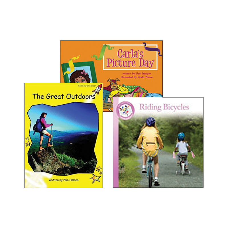 Multi-Publisher Guided Reading Levels G & H: Variety Pack