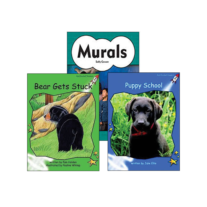 Multipublisher Guided Reading Level G : Variety Pack