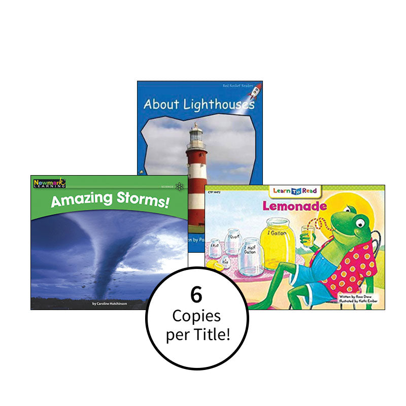 Multipublisher Guided Reading Level H : Class Pack