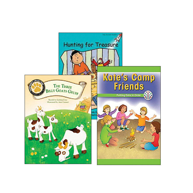 Multipublisher Guided Reading Level I : Variety Pack