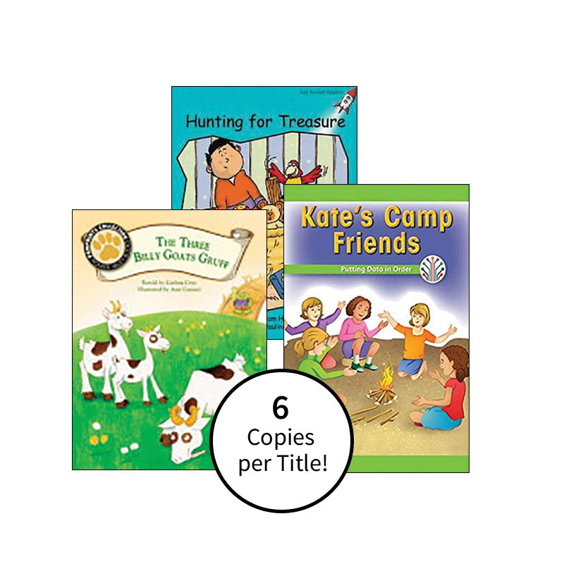 Multipublisher Guided Reading Level I : Class Pack
