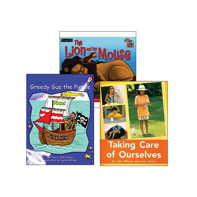 Multipublisher Guided Reading Level J : Variety Pack