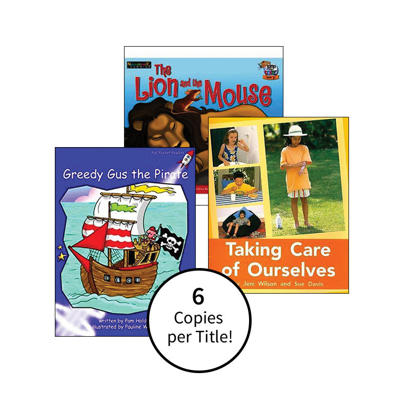 Multipublisher Guided Reading Level J : Class Pack