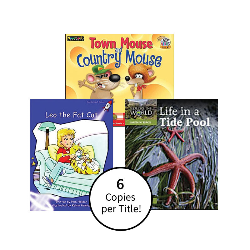 Multipublisher Guided Reading Level K : Class Pack