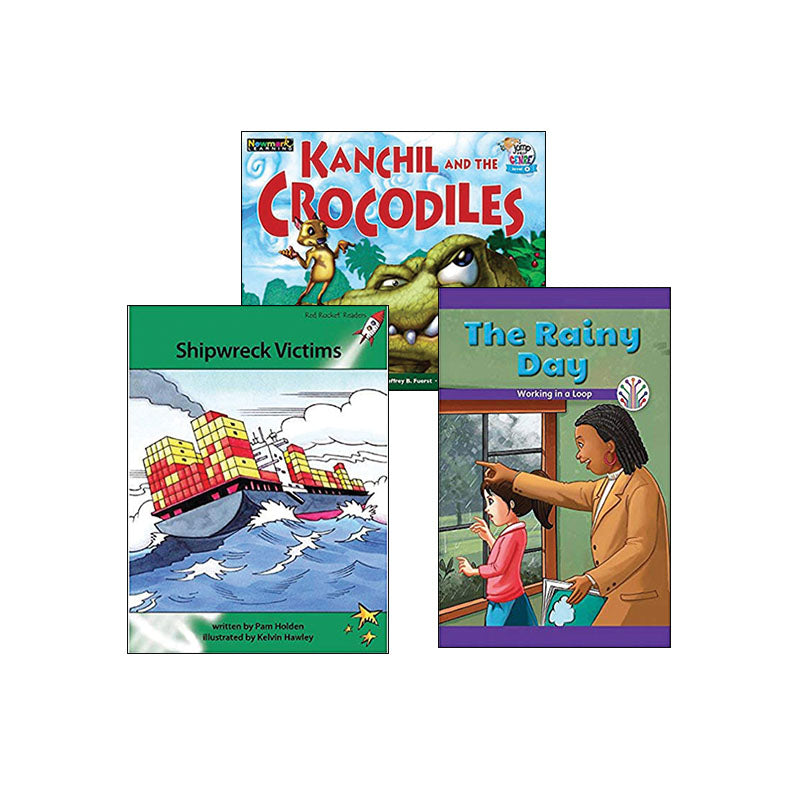 Multipublisher Guided Reading Level O : Variety Pack