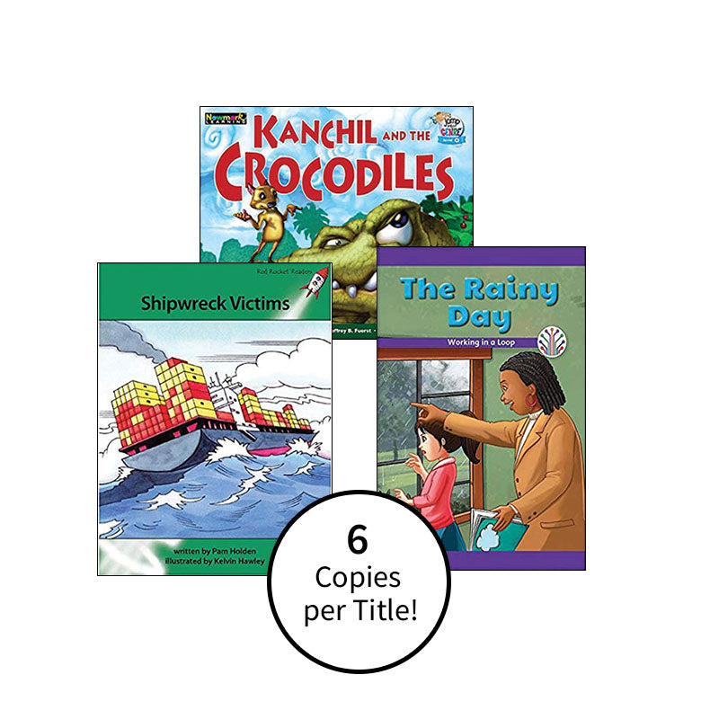 Multipublisher Guided Reading Level O : Class Pack
