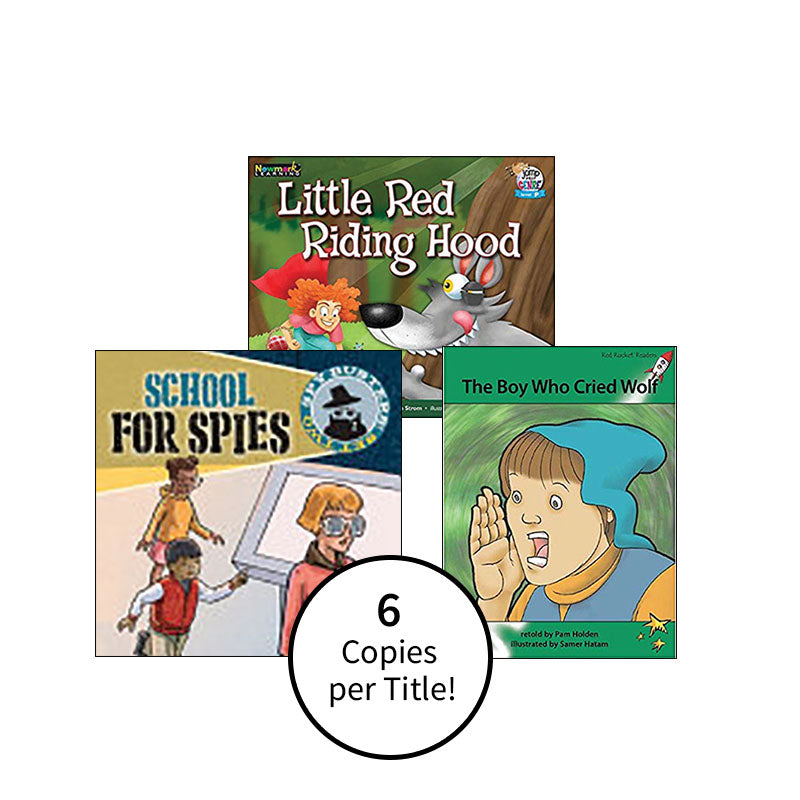 Multipublisher Guided Reading Level P : Class Pack