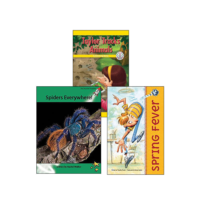 Multipublisher Guided Reading Level Q : Variety Pack