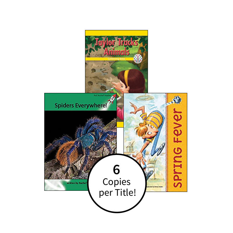 Multipublisher Guided Reading Level Q : Class Pack