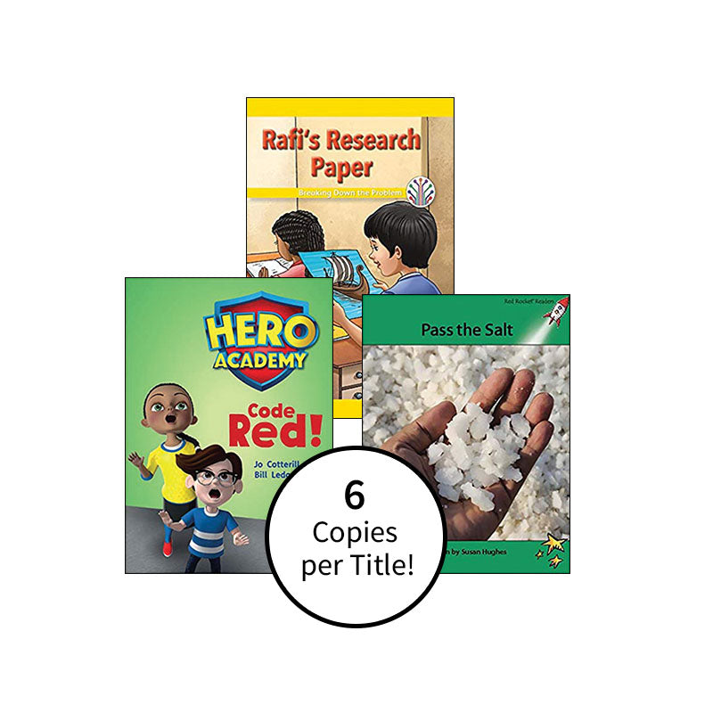 Multipublisher Guided Reading Level R : Class Pack