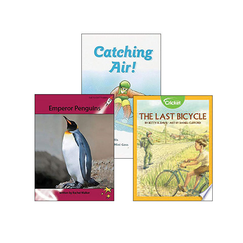 Multipublisher Guided Reading Level S : Variety Pack