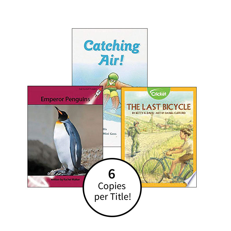 Multipublisher Guided Reading Level S : Class Pack