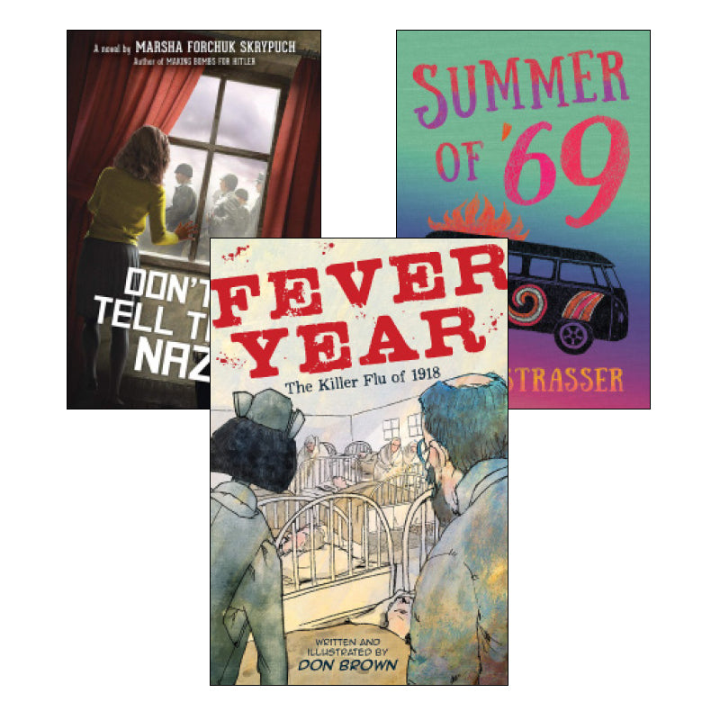 Grade 10 Historical Fiction Genre Pack