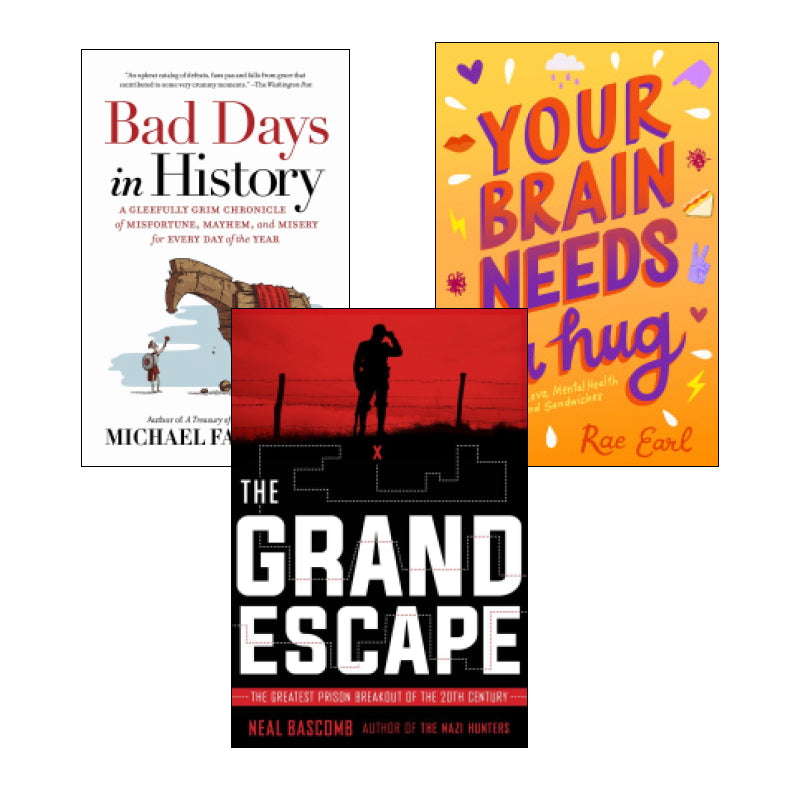 Grade 12 High-Interest Nonfiction Genre Pack