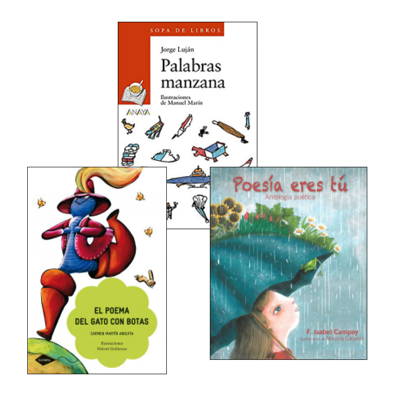 Grade 2 Spanish Poetry Collection