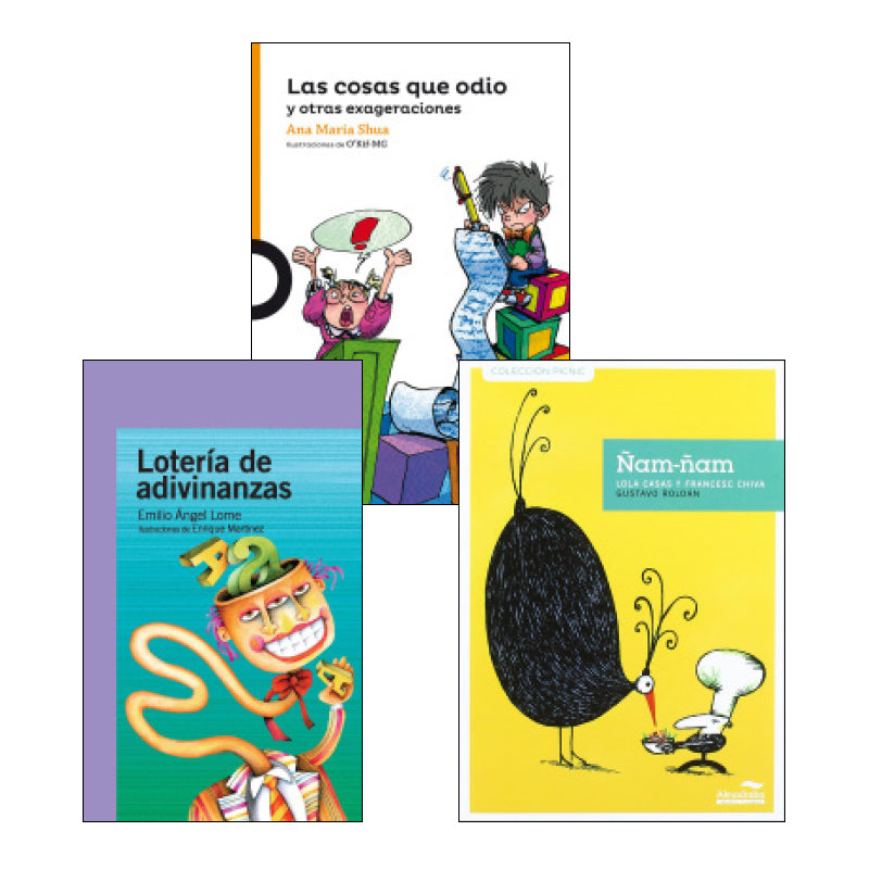 Grade 3 Spanish Poetry Collection