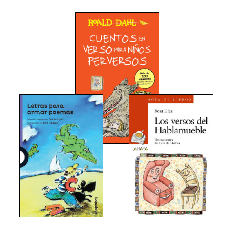Grade 4 Spanish Poetry Collection