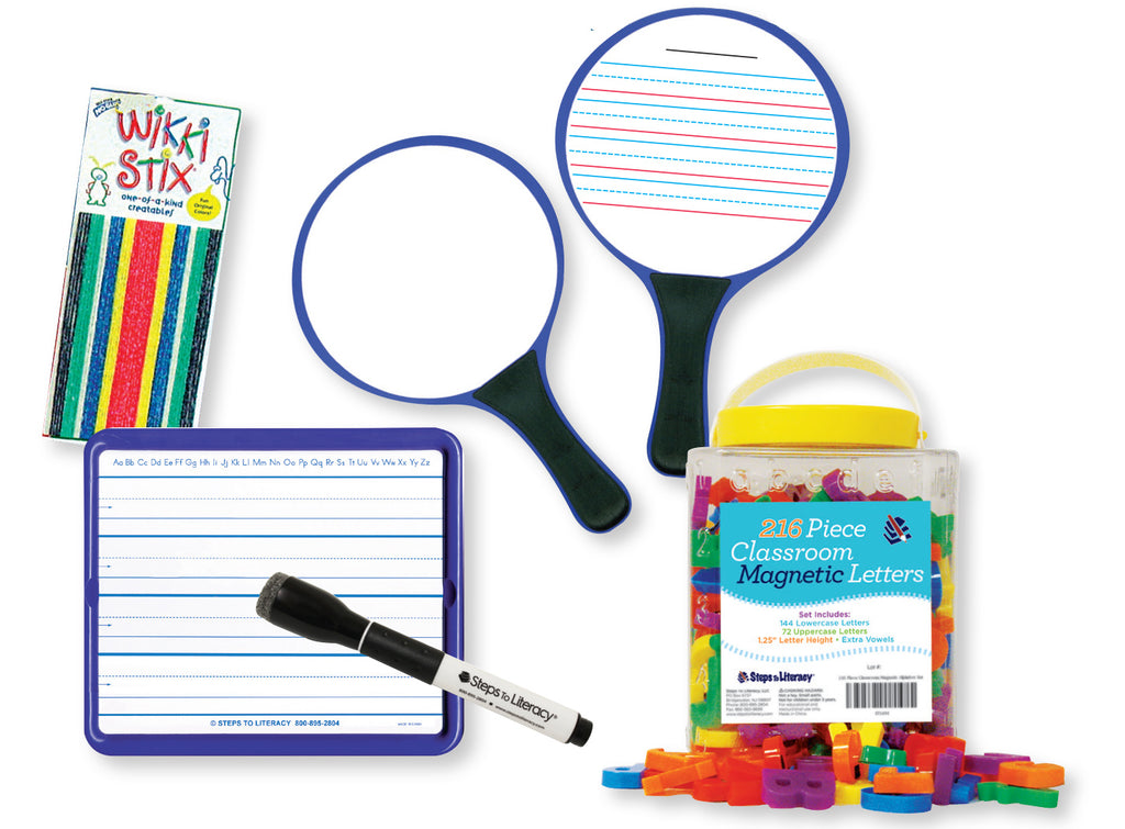 Student Kit: Manipulatives for Phonics Instruction