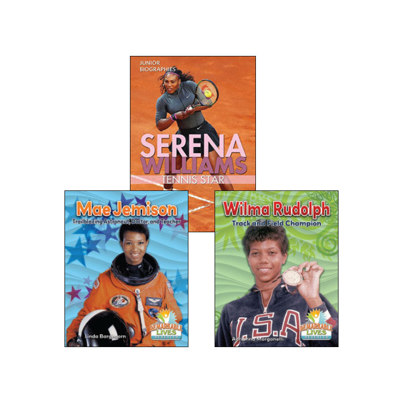 Diverse Perspectives - Biographies - Grades 2-3: Variety Pack
