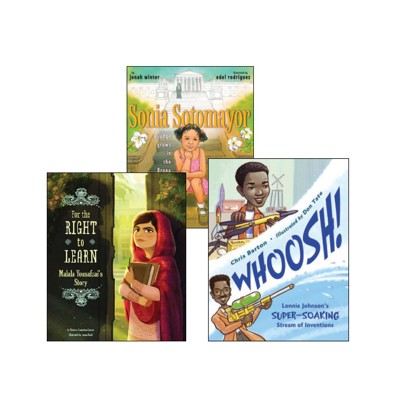 Diverse Perspectives - Biographies - Read Aloud: Variety Pack