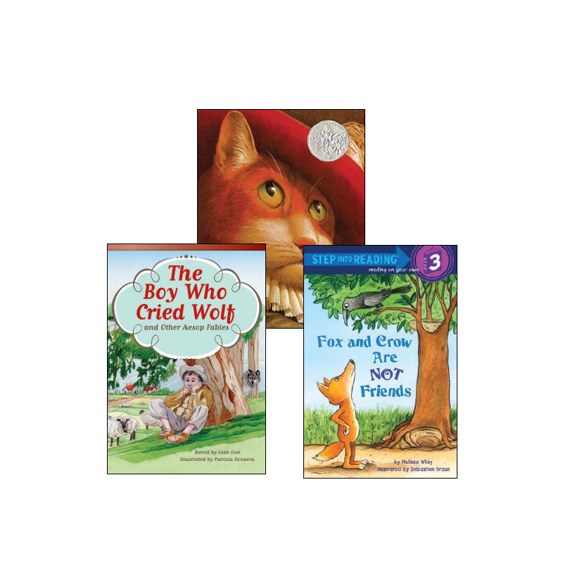 Third Grade Genre Collection Traditional Tales: Variety Pack