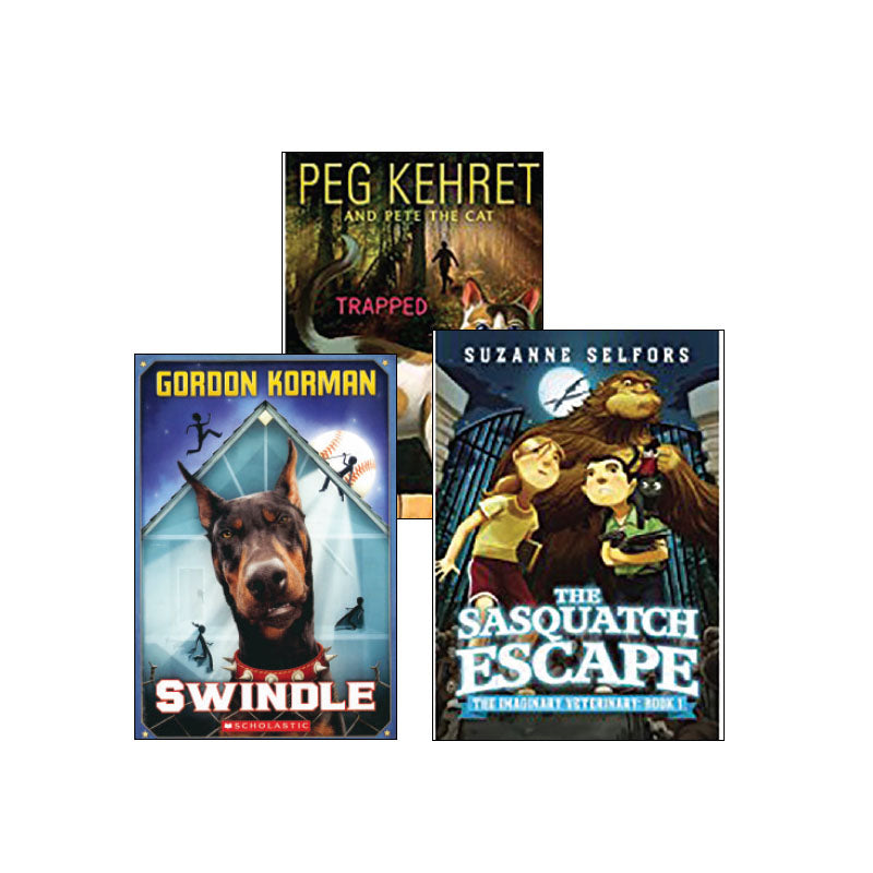 Fourth Grade Genre Collection Mystery: Variety Pack