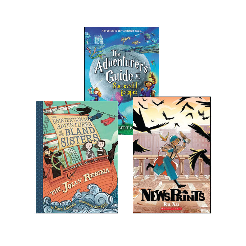 Fifth Grade Genre Collection Fantasy and Sci -Fi: Variety Pack