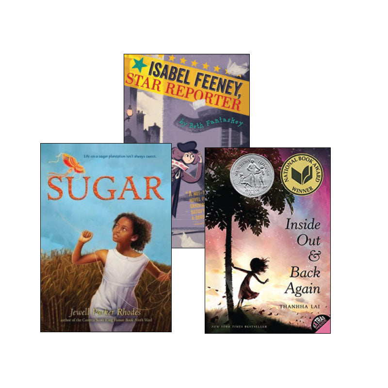 Fifth Grade Genre Collection Historical Fiction: Variety Pack