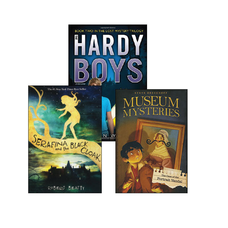 Fifth Grade Genre Collection Mystery: Variety Pack