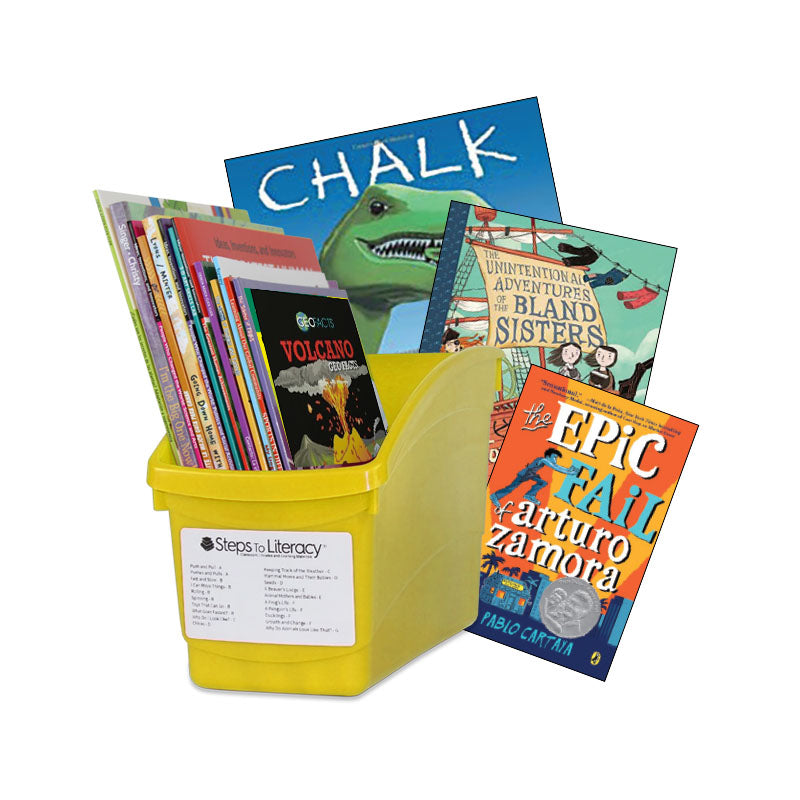 Genre Collection - Grade 5: Classroom Library