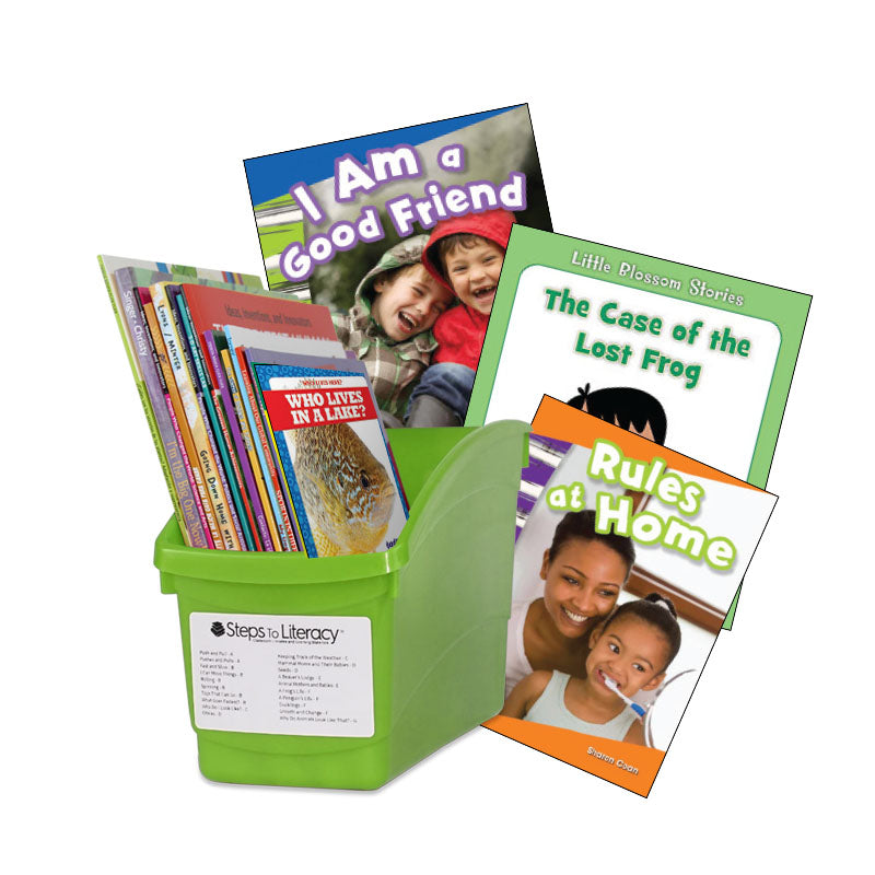 Kindergarten Topic Collection: Classroom Library