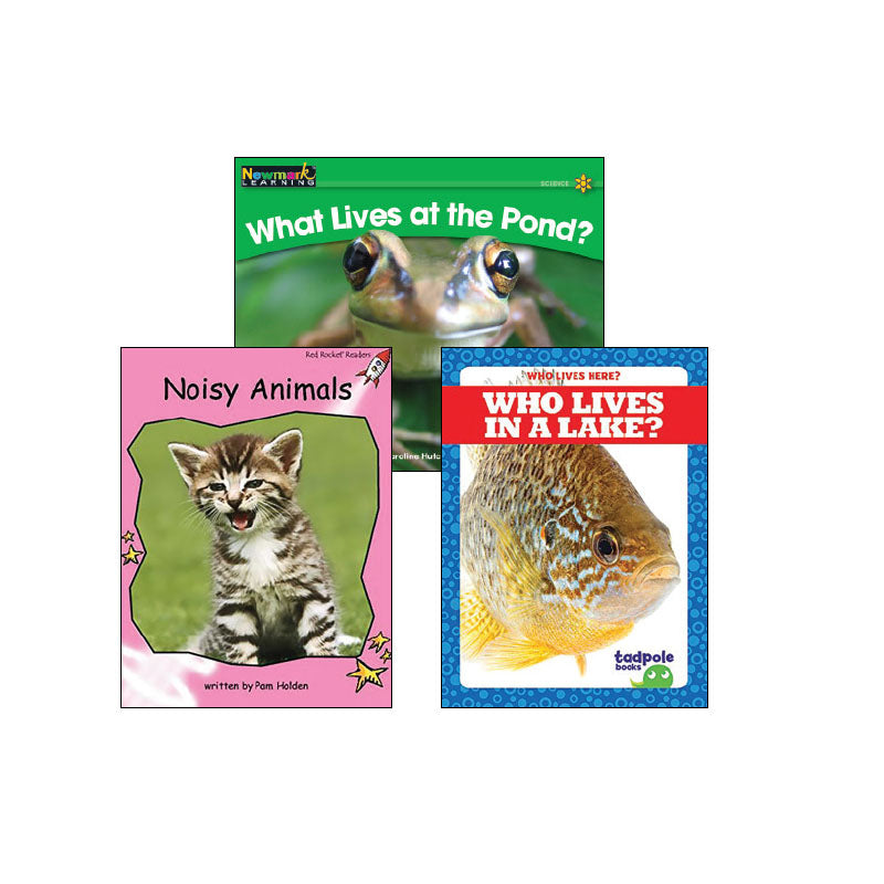 Kindergarten Topic Collection Animals: Variety Pack