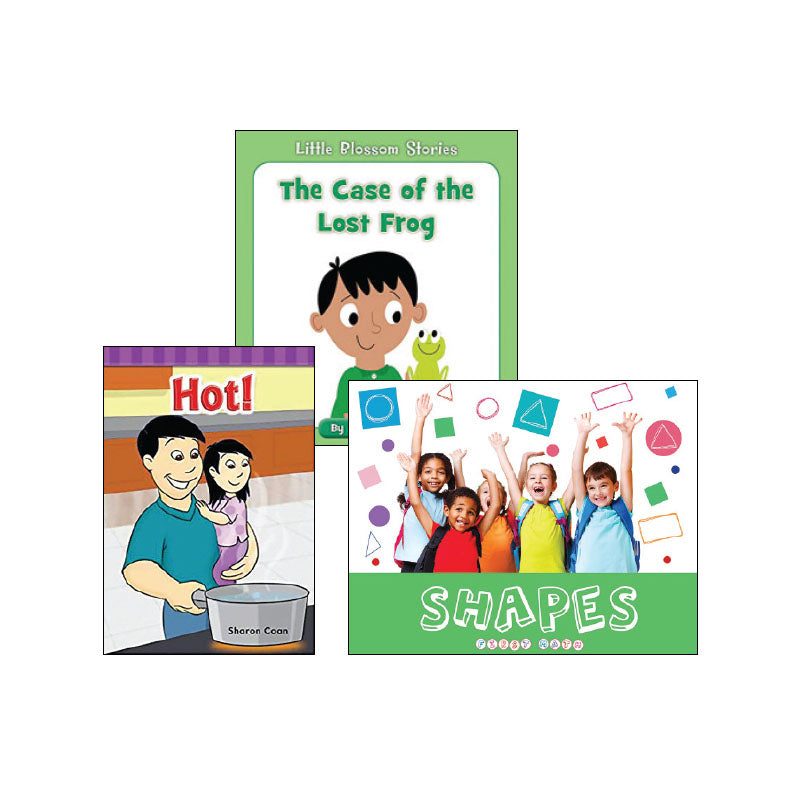 Kindergarten Topic Collection Early Literacy: Variety Pack