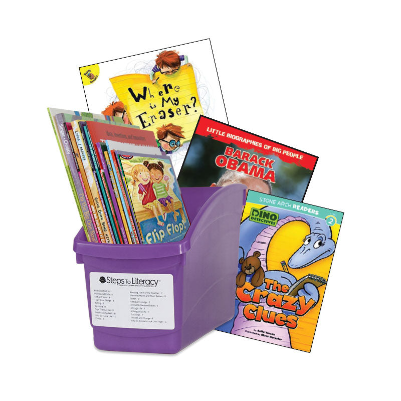 Genre Collection - Grade 1: Classroom Library