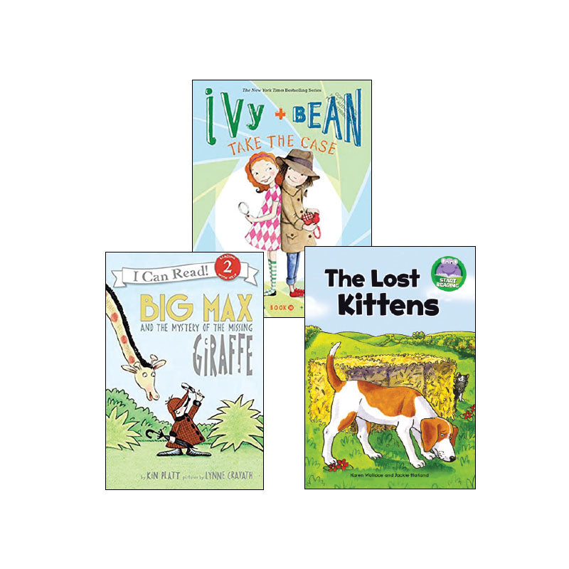 Second Grade Genre Collection Mystery: Variety Pack