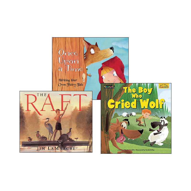 Second Grade Genre Collection Picture Books: Variety Pack