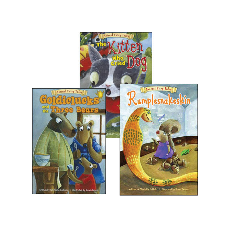 Second Grade Genre Collection Traditional Tales: Variety Pack